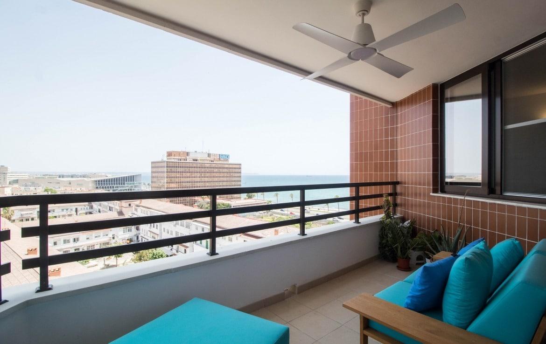 Meerblick Apartment in Palma