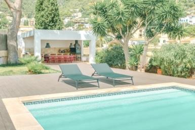 Villa med pool I Genova